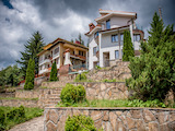Luxury mountain house with garden near Pamporovo