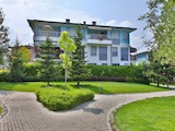 "Two bedroom apartment in the complex ""Sofia Park"""
