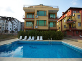 Furnished one-bedroom apartments in Ravda