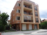 Apartments for sale in a new building in Sarafovo