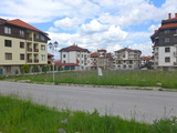 Development land near the Gondola lift in Bansko