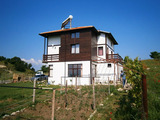 Newly-built house with garden near SPA resort Sandanski