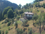 Two detached panoramic houses in Rhodope mountain