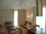 Двустаен апартамент в комплекс Роял Бийч Барчело в Слънчев бряг
