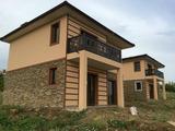 Двуетажна къща с двор във вилната зона на Кошарица