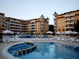 One-bedroom apartment in Sunny beach in luxurious complex Royal Sun