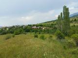 Живописен парцел за застрояване на 4 км от Благоевград
