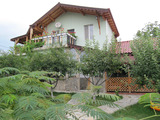 Villa with well-kept yard for rent 45 km from Plovdiv