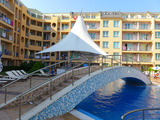 Двустаен апартамент на 350 м от плажа