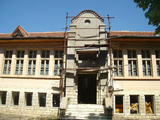 Renovated building