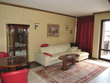 Furnished one-bedroom apartment in complex Sveti Spas