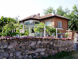 Rural one-storey house with yard 50 km from Plovdiv
