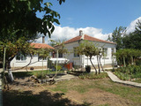 Two houses with yard 10 km from Sunny Beach