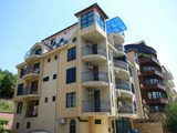 Furnished one-bedroom apartment in living complex Rusalka