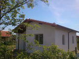 New detached house with yard 20 km from Burgas