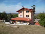Furnished house with large garden and garage, 100 km from Sofia