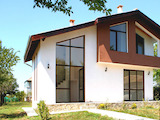 Newly-built house with garden 20 km from Burgas