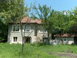 """Двуетажна къща с голям двор близодо язовир """"Александър Стамболийски """""""