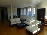 Luxury two-bedroom apartment in complex Sofia Central Park