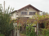 Two-storey house with yard 10 km from Burgas