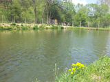 Fish farm 15 km from Borovets