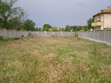 Development land with building project 10 km from Sunny Beach