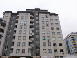 Newly-built apartment with garage in Manastirski livadi
