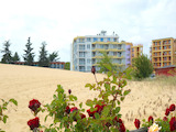 One-bedroom apartment in complex Cristal Palace in Nessebar