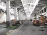 Производствени халета в гр. Съединение на 18 км от Пловдив