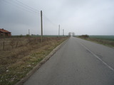 Land for sale on the main road Stara Zagora-Galabovo