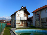 Detached chalet at the foot of Rila Mountains