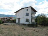 Large three-storey house in village 29 km from Pamporovo