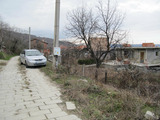 Plot with house in village 12 km from Plovdiv