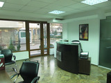 Furnished luxury office with top location in Iztok district