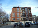 New residential building in Izgrev district of Bourgas