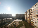Sunny apartment near kindergarten in Levski G district