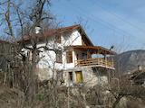 Реставрирана планинска къща с изключителна панорама към Родопите