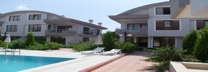 Къща с басейн в Белек