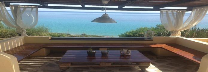 Къща с панорамна гледка към морето