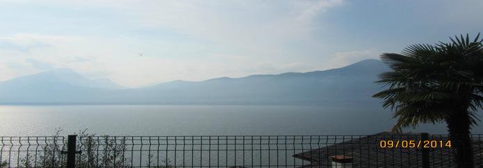 Луксозен недвижими имот на брега на езерото Гарда