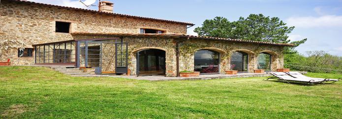 Стилен имот в Арчидосо