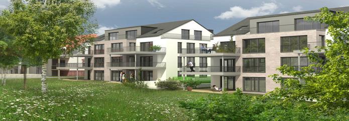 Луксозен жилищен комплекс в отличен район