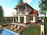 Двуетажна къща близо до Варна