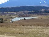 Панорамен парцел край езеро в Рила планина