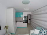 1-bedroom apartment 100 m from the beach