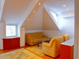 Artistic and bright 1-bedroom apartment in Yavorov