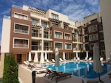 1-bedroom apartment with sea views in Sozopol