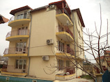 Great 1-bedroom apartment with sea view in Sarafovo