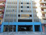 Паркинг сграда на 8 етажа в централната част на Солун