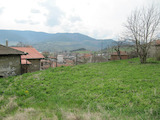 Development land for private house with beautiful mountain view